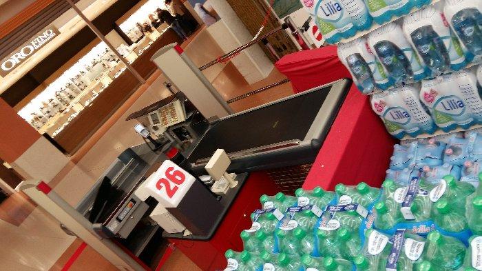 Vendita Attrezzature Per Supermercati Usate.Banchi Cassa Usati