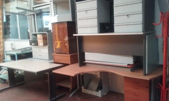 cassettiere e scrivanie vintage