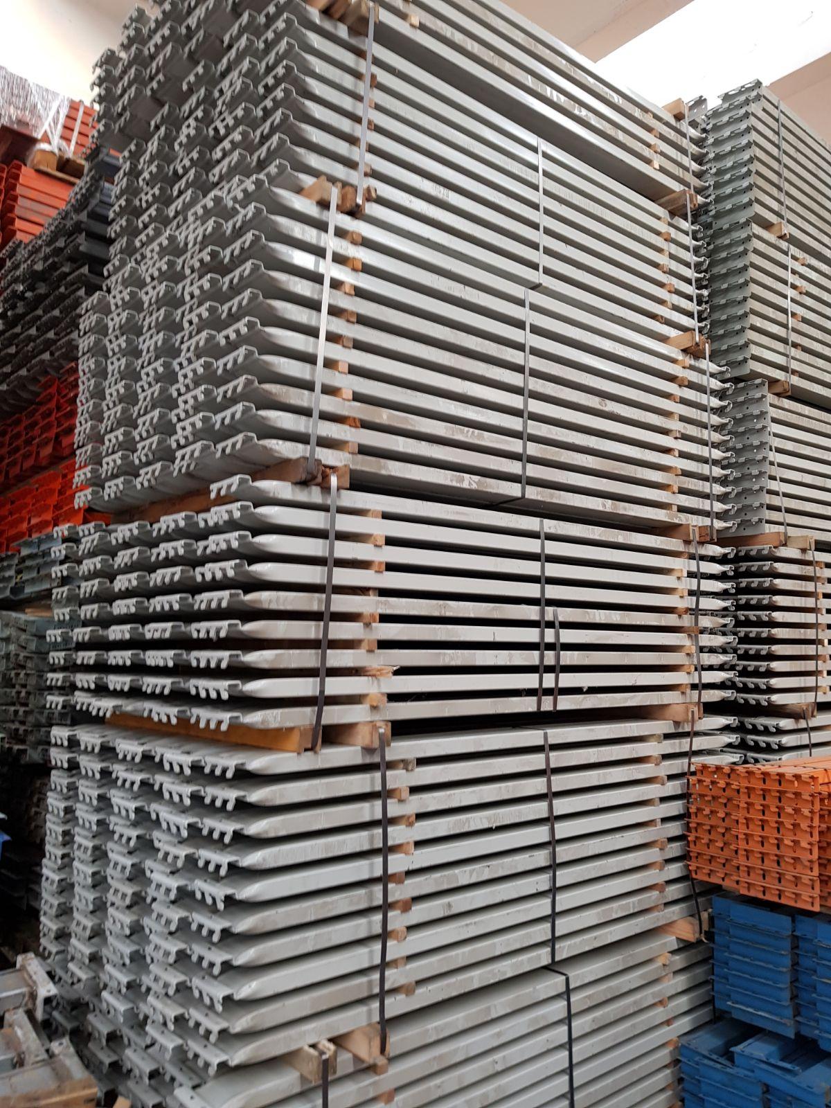 Scaffalature In Ferro Usate.Scaffalatura Metalliche Usate Portapallet Scaffali Usati Bologna