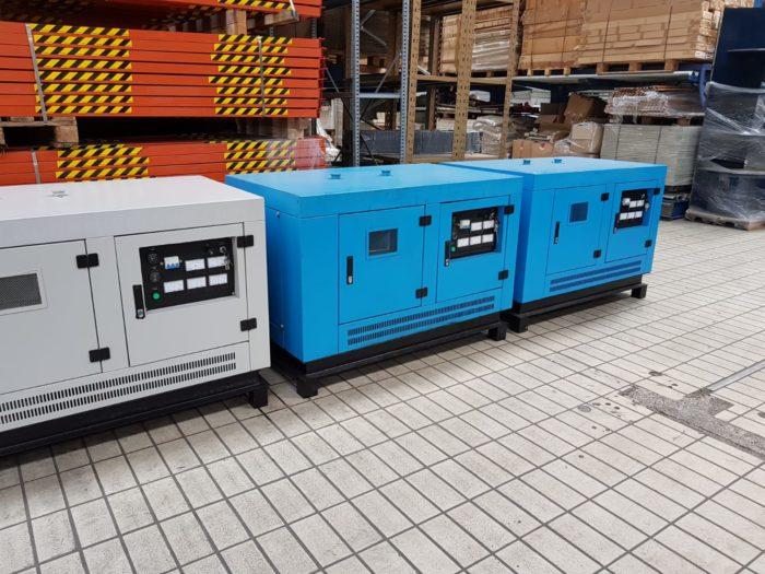 Generatore di corrente usato